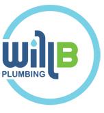 WiIl B. Plumbing Logo